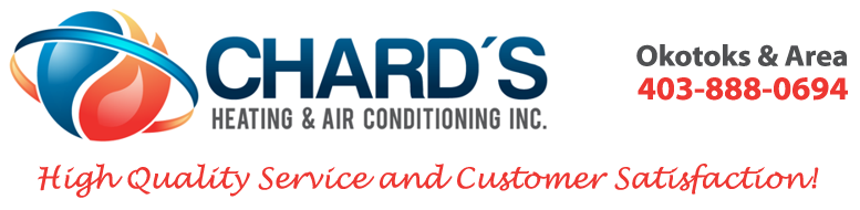 Chard's Heating & Air Conditioning Okotoks, AB