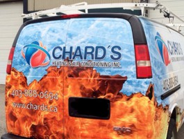 Chards Heating & Air Conditioning